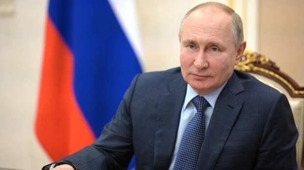 Путин не поздравил лидеров Украины и Грузии с Днем Победы
