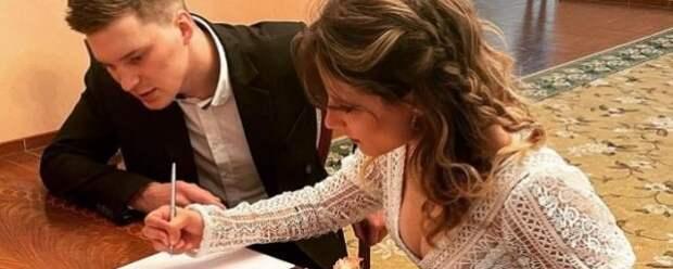 Старшая дочь Ивана Охлобыстина вышла замуж