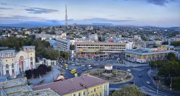 В крымской столице часть центральной улицы перекроют на полтора года