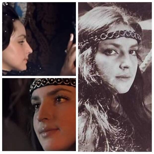 Готическая принцесса из любимой советской киносказки Марина Ливанова