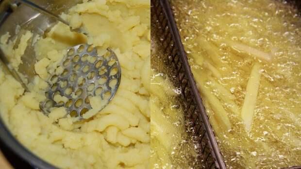 картофель польза или вред