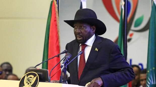 Южносуданский лидер издал указ о роспуске парламента