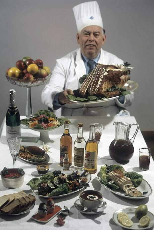 Что стоило дороже всего в советском ресторане?