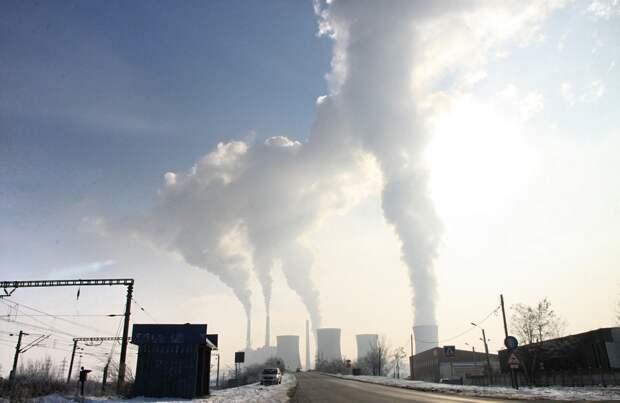 Климатологи: на планете достигнут самый высокий уровень выбросов в истории