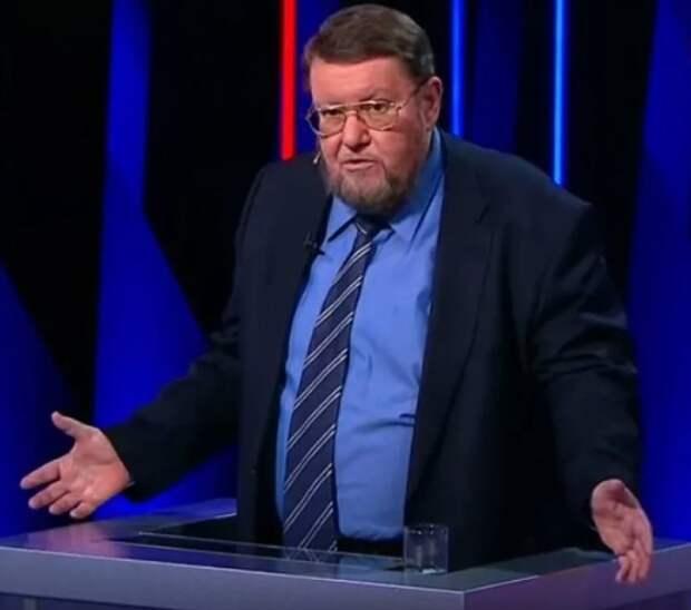 Замах на рубль, удар на копейку... Евгений Сатановский