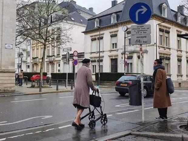 Встретить старость в Люксембурге: там пенсии в 25 раз выше российских