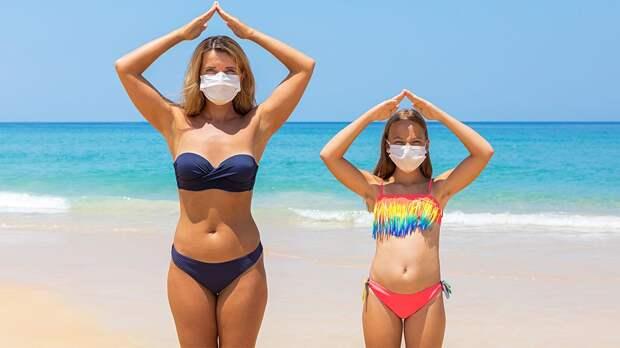 Как отдыхать на море во время пандемии. Можно ли заразиться на пляже, нужны ли маски — ответы на главные вопросы