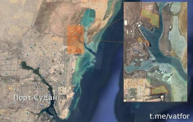 Россия возвращается в Индийский океан – на Красном море появится база ВМФ