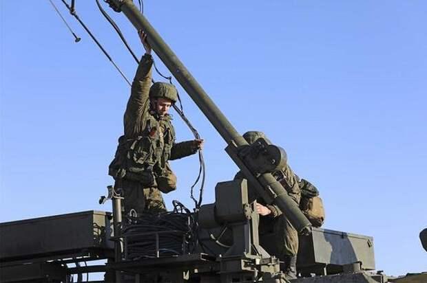 Сайт Sohu: армия России сможет парализовать силы НАТО своими системами РЭБ в случае войны