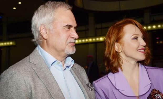 Меладзе и Джанабаева стали родителями в третий раз