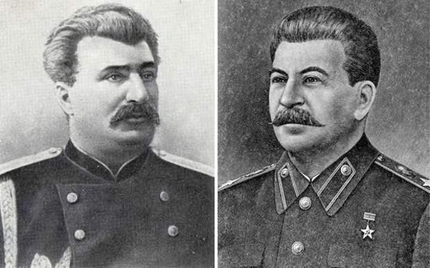 Николай Пржевальский и Иосиф Сталин