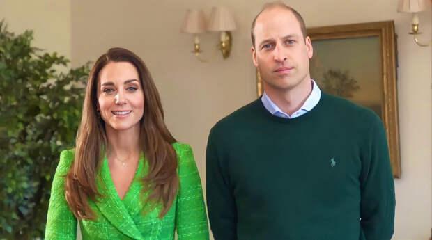 Кейт Миддлтон и принц Уильям запустили собственный канал в YouTube