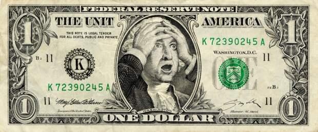 Россия потеряла на дедолларизации 7,7 млрд долларов, которые можно было раздать пенсионерам!