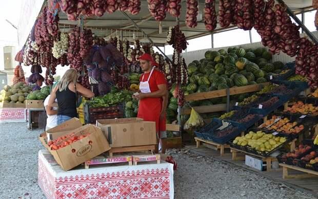 На Кубани создадут больше придорожных ярмарок с фермерской продукцией