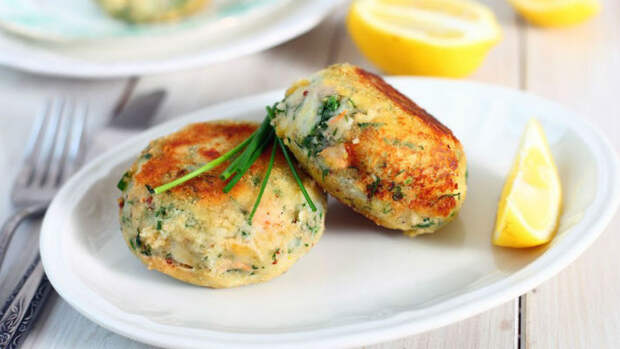 5 рецептов нежных рыбных котлет