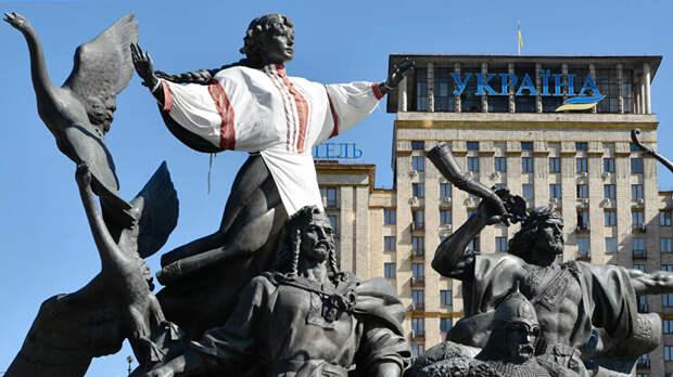 Идеалы Майдана: Украина тратит треть своих денег на репрессивный аппарат