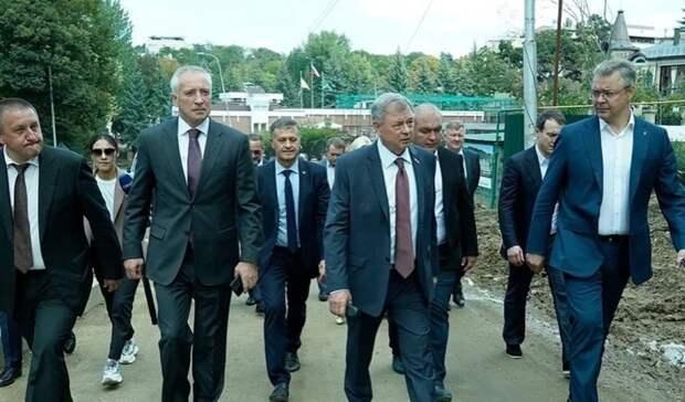 На Ставрополье определят порядок финансирования крупных строек в Кисловодске