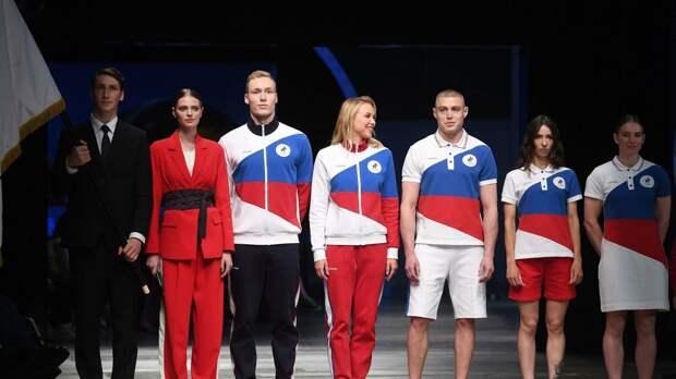 На западе возмутились формой российских олимпийцев