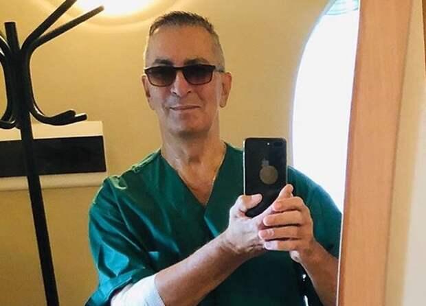 Жена госпитализированного Александра Буйнова рассказала о его состоянии