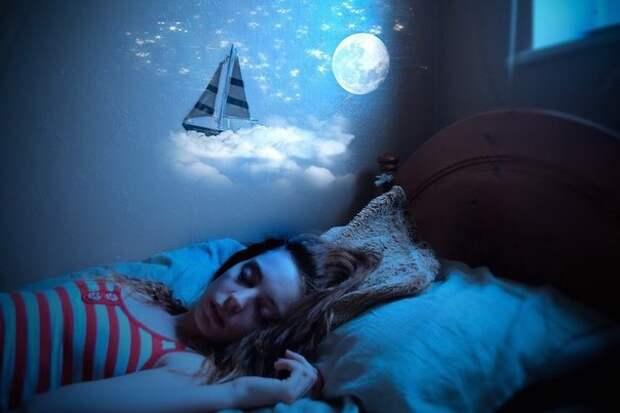 Если снится сон..., изображение №1
