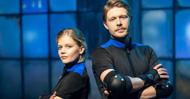 Ефремов с Иваковой, Михалкова, Глюкоза на съемках нового шоу