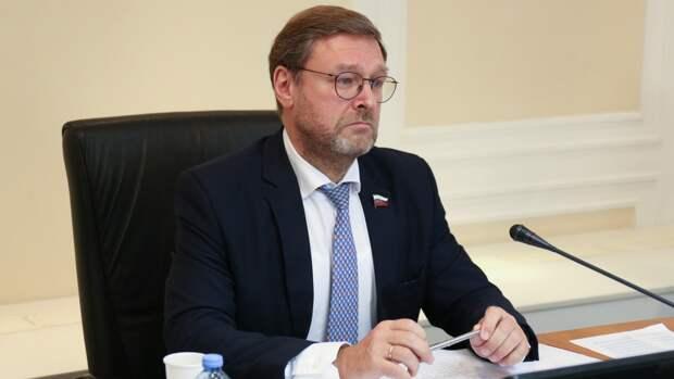 Косачев прокомментировал ответ Москвы на санкции Вашингтона