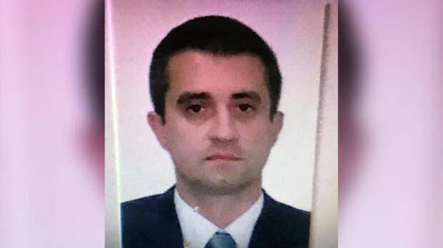 Фото задержанного в Петербурге украинского консула