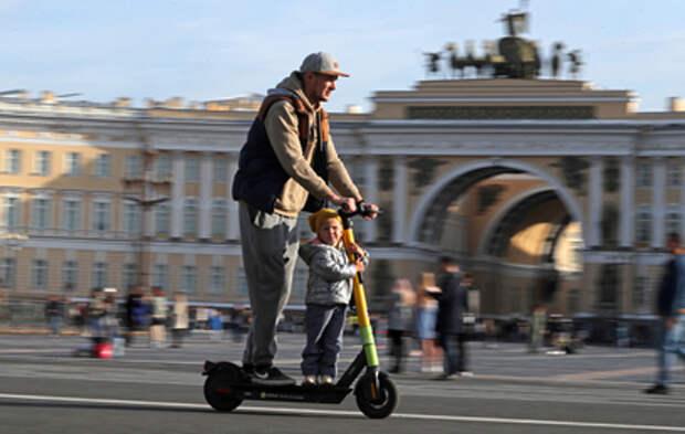В России пытаются ограничить скорость движения электросамокатов