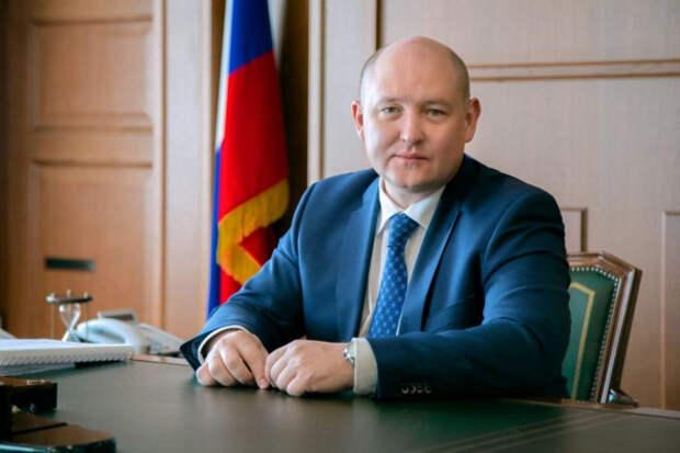 Михаил Развожаев подал документы на регистрацию кандидатом в губернаторы Севастополя