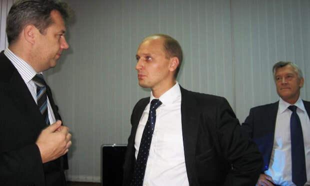Кирилл Полтевский (справа) (http://s010.radikal.ru)