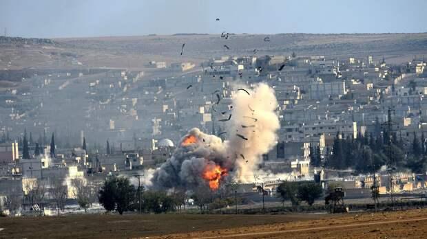 NYT: Авиация коалиционных сил уничтожила в Ираке одного из главарей ИГ
