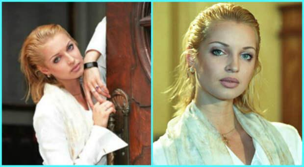 Как выглядела Анастасия Волочкова в молодости: опрятная талантливая девушка, которая думала лишь о карьере