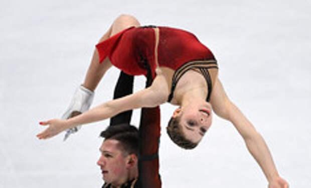 Досрочно! Сборная России по фигурному катанию впервые победила на командном ЧМ