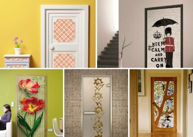 Интересные идеи для дома из остатков обоев: оригинальные решения (81 фото)