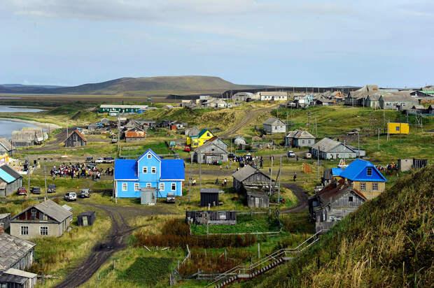 Как живут русские алеуты на краю земли