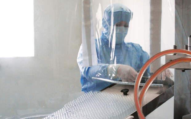 Росстат: лекарственных препаратов в июне изготовлено на 42 млрд рублей