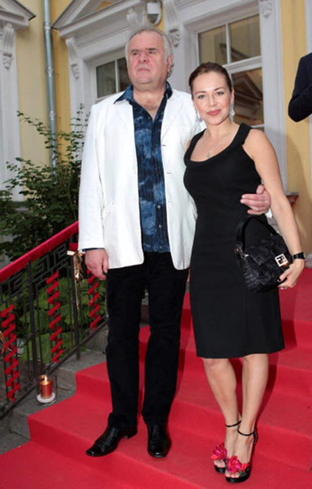 Сергей Конов и Екатерина Редникова