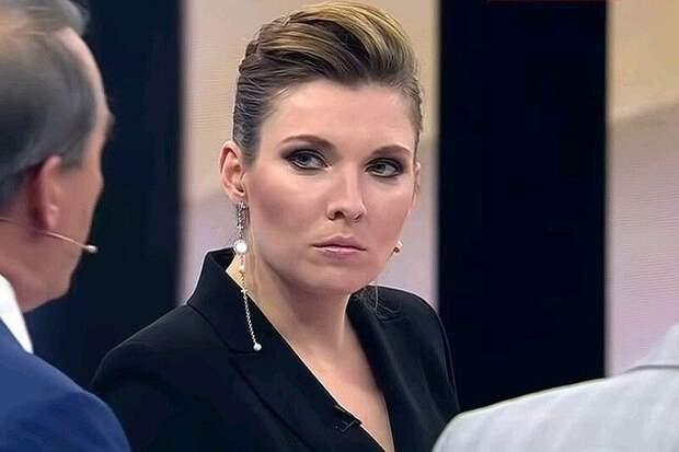 Скабеева резко отреагировала на издевательство главы СНБО над крымчанами