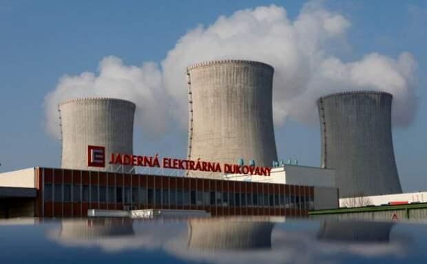 Чешский премьер выступил против участия «Росатома» встроительстве АЭС