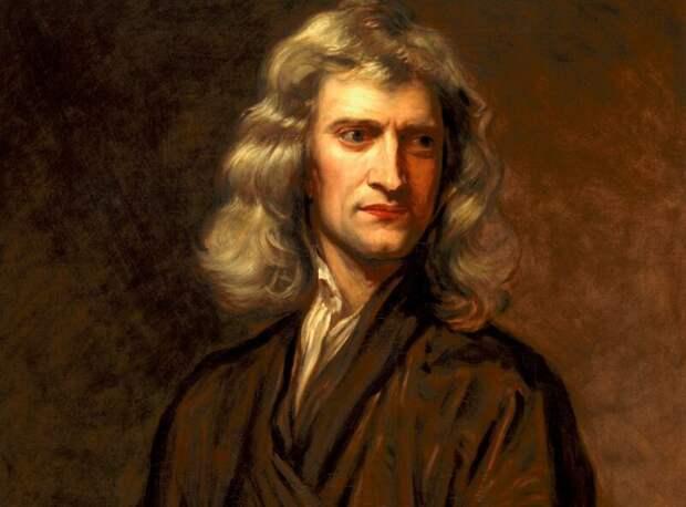 Исаак Ньютон воздержание, девственники, знаменитости, интересное, секс, фото, целомудрие