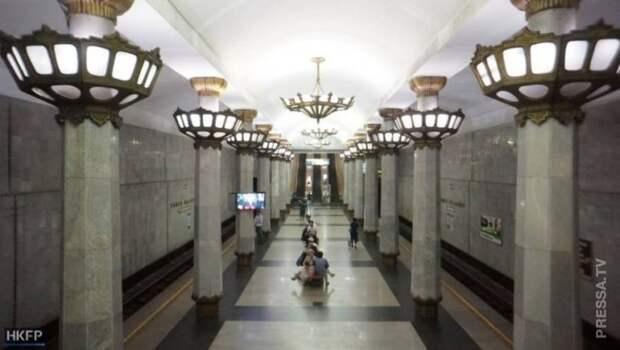 Невероятно красивое ташкентское метро