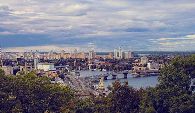 Националисты провели марш в центре Киева: «Мы сила, которая будет воевать в Москве»
