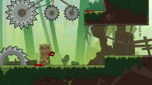 ПК-версия Super Meat Boy Forever будет эксклюзивом Epic Games Store до 2020 года