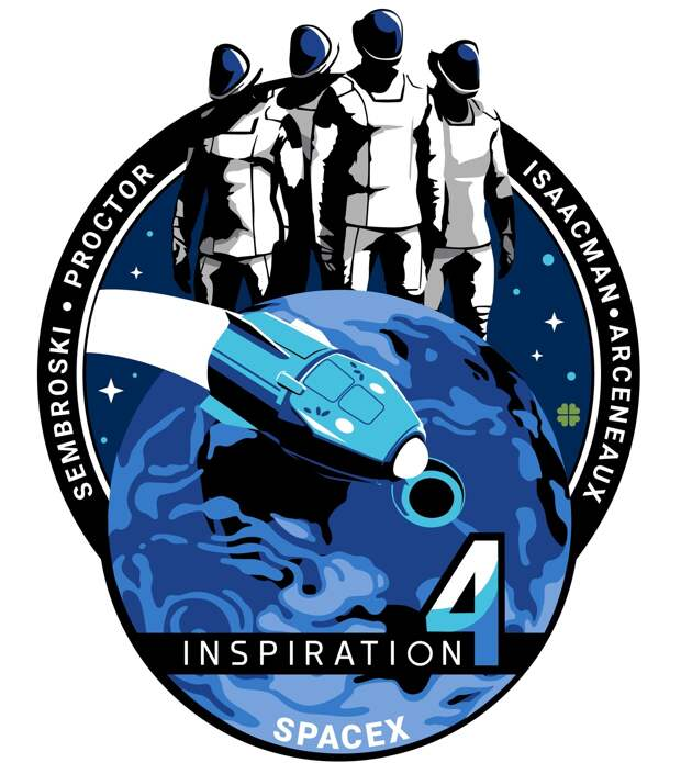 SpaceX впервые отправила на орбиту полностью коммерческий экипаж
