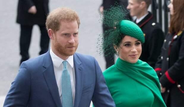 Народ требует лишить принца Гарри и Меган Маркл всех титулов