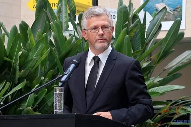 Укро-посол в ФРГ возмущён памятником жертвам нацизма в Берлине