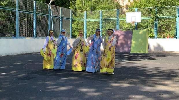 В ЦСО «Аэропорт» прошел концерт, посвященный Дню социального работника