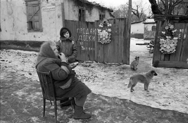 11 атмосферных фото Донбасса 90-х, на которых изображена жизнь шахтеров