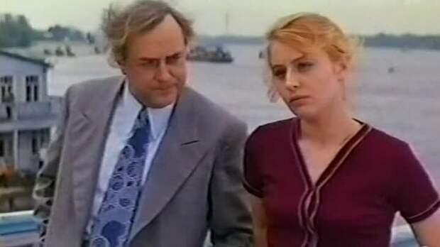 Владислав Стржельчик и Елена Габец в фильме «Нетерпимость» (1976)