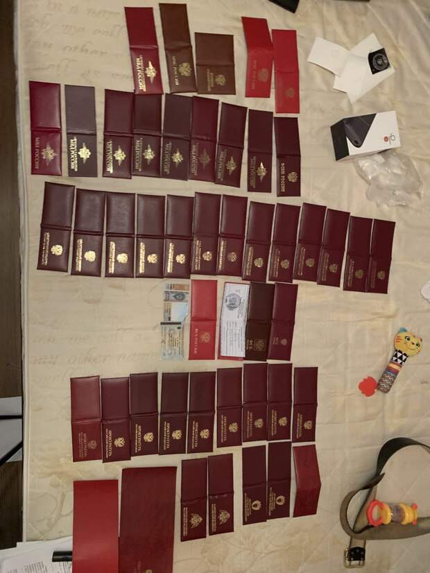Петербургского следователя заподозрили в производстве и продаже липовых «ксив». Его задержали во время очередной «сделки»